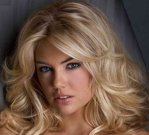 in order to dying hair blonde the natural dark color of the hair has